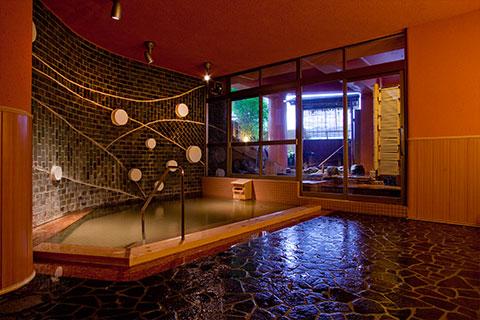 紅葉の湯 大浴場