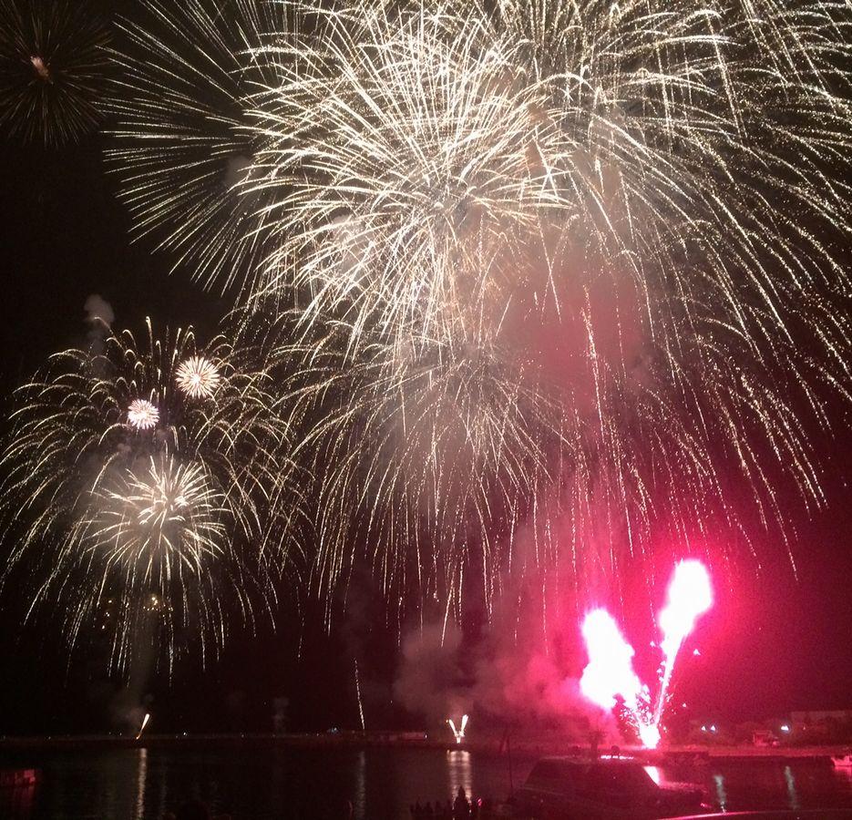 ズシンと花火が炸裂する臨場感を是非体験してみてください。一度見たらきっと光と音のファンタジーは特別な夜を演出致します。